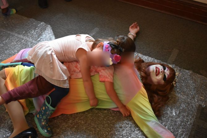 Image result for drag queen story hour deletes photo